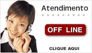 Atendimento Online - Status Offline