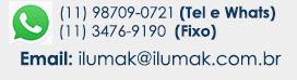 Fale Conosco - ILUMAK - 11 2977-9190 / 11 3476-9190